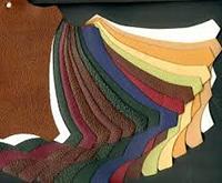 چرم طبیعی در رنگ های مختلف