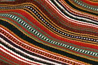 جاجیم بافی صنایع دستی سنتی