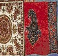 شال بافی صنایع دستی سنتی